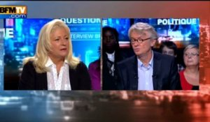 BFM Politique: l'interview BFM business, Jean-Claude Mailly répond aux questions de Hedwige Chevrillon - 22/09