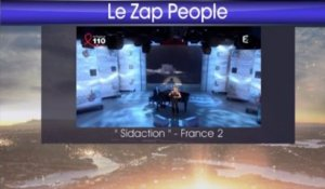 Le Zap People du 8 avril