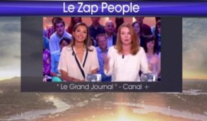 Le Zap People du 18 avril
