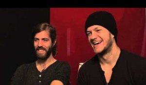 Imagine Dragons interview - Dan and Wayne