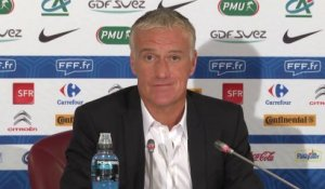 Didier Deschamps ignore le cas Rami