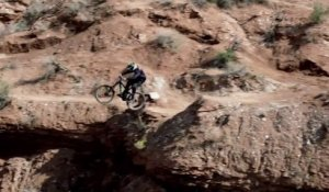 From start to finish - Red Bull Rampage - 2013