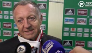OL : Jean-Michel Aulas fait le point
