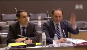 Commission des finances - Mardi 22 Octobre 2013