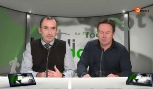 ANGERS SCO / CLERMONT FOOT - Rediffusion du match Angers SCO / Clermont Foot du 22 novembre 2013