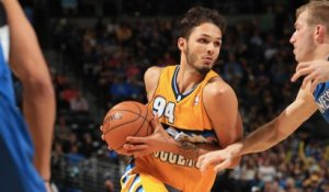 Interview Evan Fournier (Denver Nuggets)