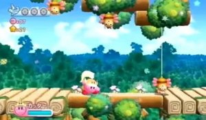 Kirby's Adventure Wii - Pub Japon