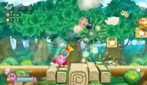 Kirby's Adventure Wii - Trailer E3 2011