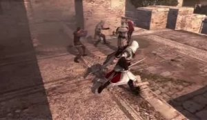 Assassin's Creed : Brotherhood - Démo gamescom commentée