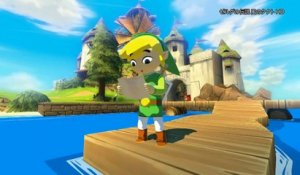 The Legend of Zelda : The Wind Waker HD - Trailer Japon