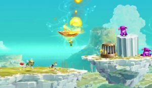Rayman Legends - Trailer E3 2013 (Gameplay)