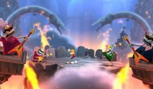 Rayman Legends - Platforming Hero E3 2012 Trailer