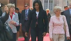 Michelle Obama a 50 ans