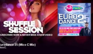 Mico C. - Eurodance 25 - Mico C Mix