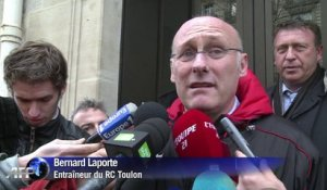 Top 14 - Bernard Laporte mercredi en Commission de discipline