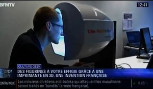 Culture Geek: L'imprimante 3D, une invention française - 11/02