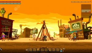 SteamWorld Dig (PS4) - Trailer d'annonce