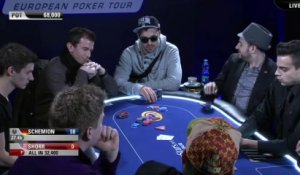 EPT Prague S10 Coverage Day 2 2/3 - PokerStars.fr