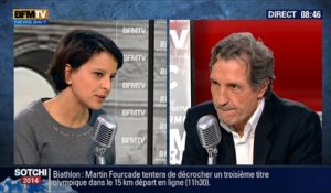 Bourdin Direct: Najat Vallaud-Belkacem - 18/02
