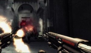 Wolfenstein : The New Order - Doom Preorder Trailer