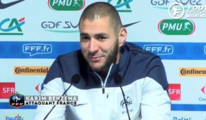 EdF : quand Benzema parle d'Enzo Zidane