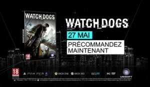 Watch Dogs (PS4) : Story trailer