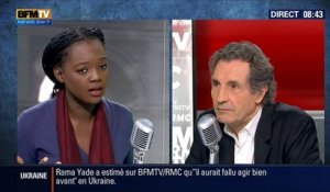 Bourdin Direct: Rama Yade - 07/03
