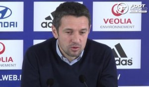 OL : Garde évoque l'avenir international d'Umtiti