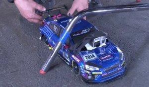 Subaru vs Stick Bomb (Making of)