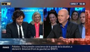 BFM Politique: L'interview de Pascal Lamy par Christophe Ono-dit-Biot du Point - 16/03 3/6
