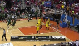 "Le Top 10 des ""game winner"" en NCAA"