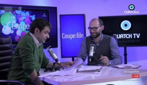 Coupe-File S01E06 : Drawing Now, Art Paris 2014, Rétrospective Bill Viola, Gustave Doré