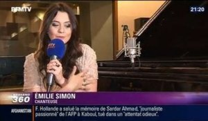 "Showbiz: Émilie Simon sort son nouvel album intitulé ""Mue"" – 22/03"