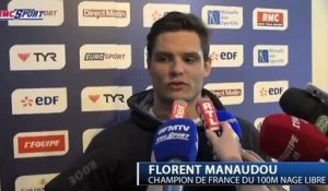 Natation / Championnats de France - Florent Manaudou, meilleur au finish - 12/04