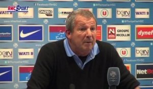 "Football / Ligue 1 - Courbis : ""Je ne suis pas inquiet"" 29/03"