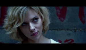 Lucy - Bande-annonce #1 [VOST|HD720p]