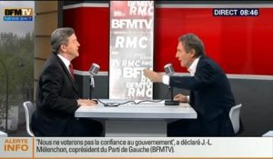 Bourdin Direct: Jean-Luc Mélenchon - 07/04