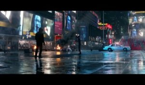"The Amazing Spider-Man : Le destin d'un héros - Extrait ""Times Square"" - VOST"
