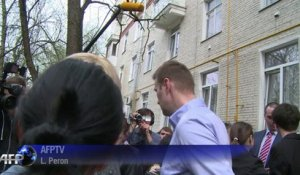 "Moscou: l'opposant Navalny reconnu coupable de ""diffamation"""