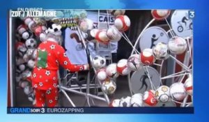 L'Eurozapping du 22 avril