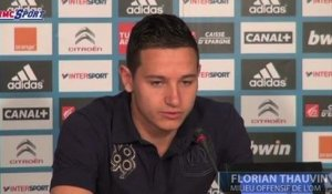 "Football / Ligue 1 - Thauvin : ""Félicitations à Lille"" 23/04"