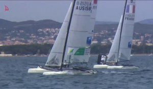 A20H Sailing World Cup Hyeres Francais