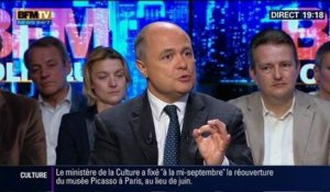 BFM Politique: L'interview de Bruno Le Roux par Apolline de Malherbe - 04/05 5/7