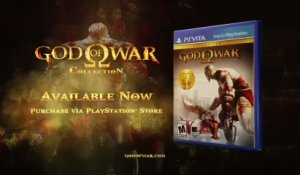God Of War Collection - Bande-annonce de lancement