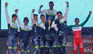 Giro d'Italia 2014 Tappa 1 / Stage 1 Official Highlights