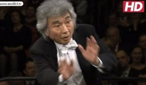 Seiji Ozawa and Anne-Sophie Mutter - Beethoven, Violin Concerto