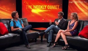 Frank Fitzpatrick and The Rescues : The Weekly Comet