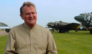 Monuments Men - Interview Hugh Bonneville VO