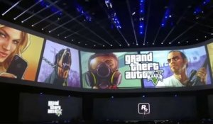 GTA 5 PS4 TRAILER - Grand Theft Auto 5 E3 2014