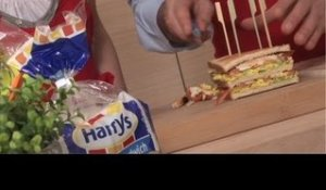 Royal Club Sandwich Harrys - 750 Grammes